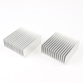 PROMOTION! 2pcs Chipset Heatsink Heat Diffuse Cooling Fin 50mm x 56mm x 20mm 102776