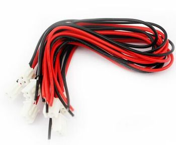 XH2.54MM 2P 200MM,26AWG