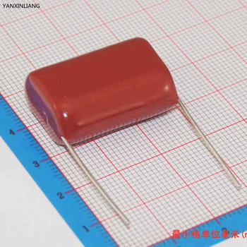 2.2uF 225 630V 10pcs CBB Polypropylene film capacitor pitch 25mm 225 2.2uF 630V