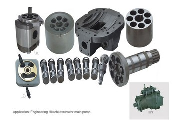 Repair or remanufacturing HITACHI excavator main pump HPV116 EX200-1 spare parts 24470