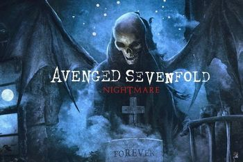 011 Avenged Sevenfold - A7X American Rock Band Musci 21