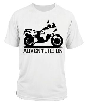 T Shirt T-shirt Adventure 1290 1050 950 640 1200 1190 990 R Motorcycle 31949