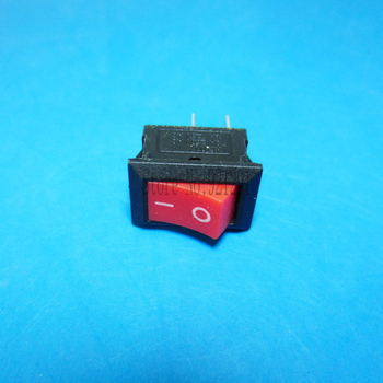 20pcs/daug AC 250V/125V 3A/6A 2 Lydmetalis Rankena Pin ON/OFF I/O SPST Snap in Mini Automobilių Valtis Svirtinis Jungiklis KCD-11 black/red Karšto pardavimo 34447