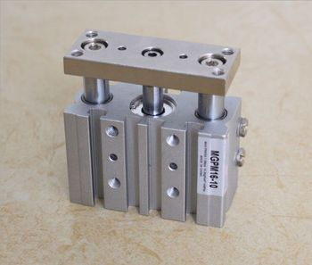 Bore size 40mm* 200mm stroke SMC Type Compact Guide Pneumatic Cylinder/Air Cylinder MGPM Series 55577
