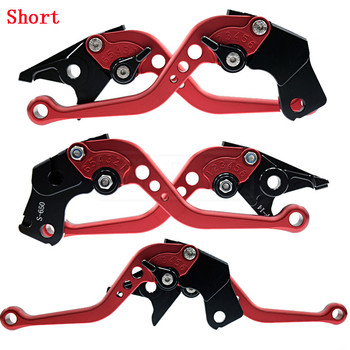 For Honda CB600F Hornet 2007-2013 CBR600F 2011 2012 2013 CBF600 / SA 2010-2013 Motorcycle Adjustable CNC Brake Clutch Levers 65756