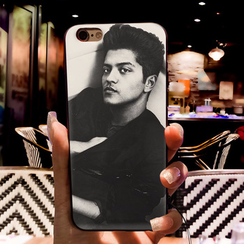 MaiYaCa Bruno Mars Prabangos Telefono dėklas skirtas Apple iPhone 8 7 6 6S Plus X 5 5S SE 5C Dangtis 67641